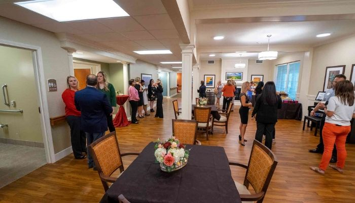 Brookdale Senior Living Celebrates Recent Renovation