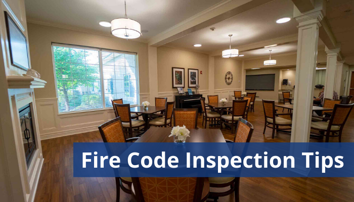 Haren's Fire Code Inspection Tips