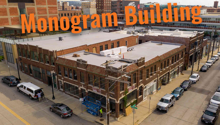 The Monogram Building Project with Haren Companies