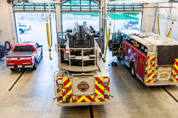 Consolidated Fire District #2 - Fire Station No.23 - 2019