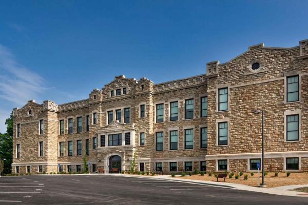 Norman School Lofts - 2018