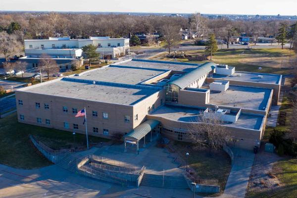 Overland Park Elementary School - 1968