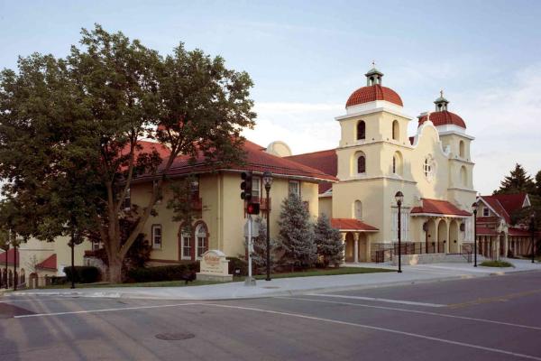 Visitation Catholic Church - 2004