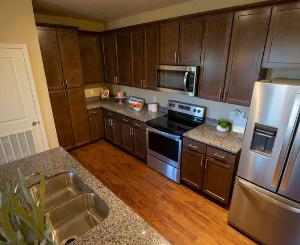 Bluhawk Apartments Kitchen