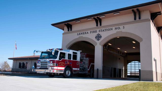 Lenexa Fire Station 5