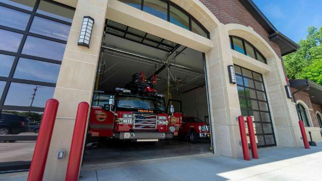 Prairie Village Fire Station Number 23